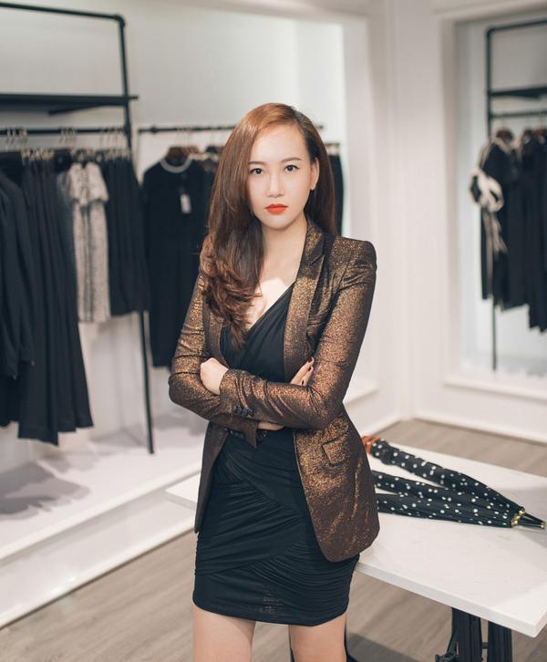 Shop thoi trang nu noi tieng o Nguyen Dinh Chieu Kelly Bui