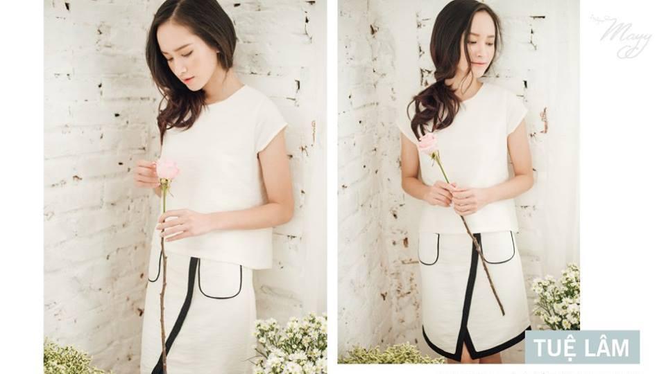 Shop thoi trang nu noi tieng o Nguyen Dinh Chieu Mayy Fashion