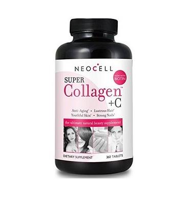 Danh sach vien uong collagen tot nhat Super Collagen C