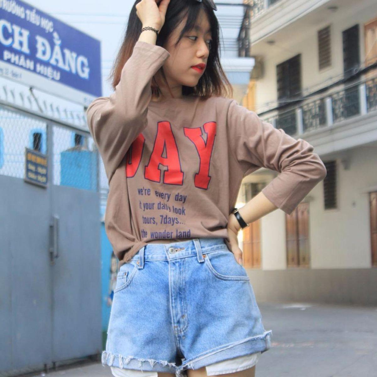 Shop thoi trang nu noi tieng o Nguyen Dinh Chieu The twiins