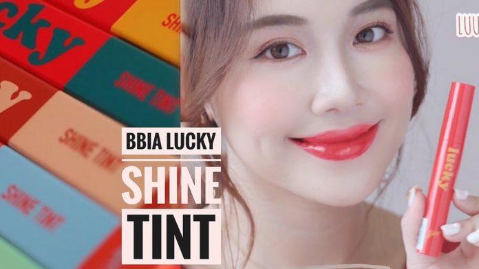 Son Bbia Lucky Shine Tint