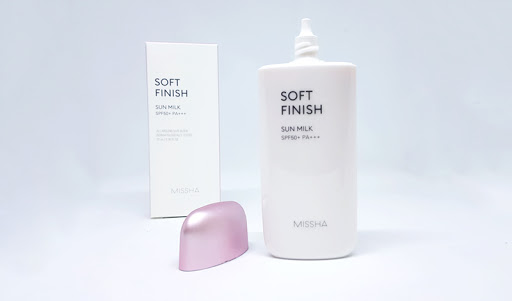 Kem chống nắng Missha Soft Finish