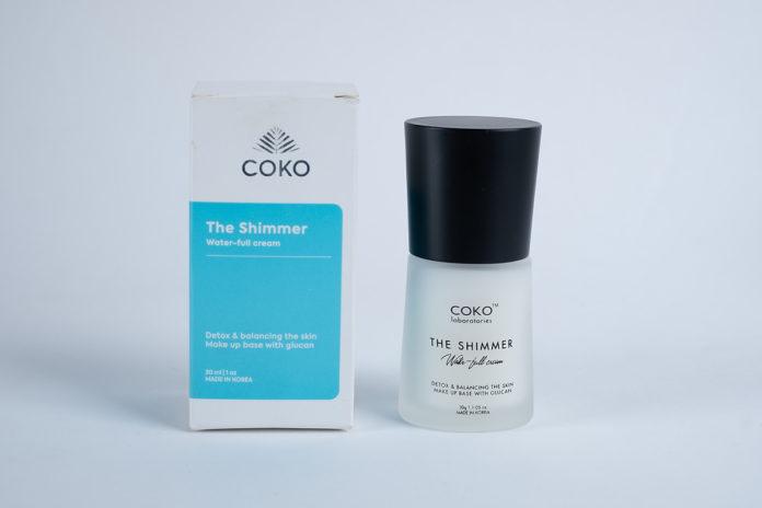 Kem Coko Shimmer Detox Glucan