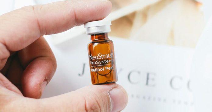 Neostrata Prosystem Retinol Peel