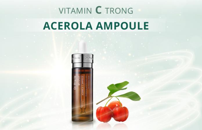 Serum Ampoule Vitamin C Acerola